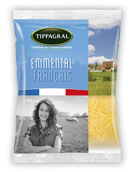 Emmental & French emmental